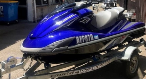 GX1800 FZR SHO Yamaha Waverunner