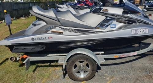 Used-2013-FX-HO-Cruiser Yamaha Waverunner