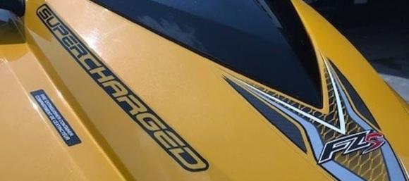 Used-2013-FZS-SHO Yamaha Waverunner