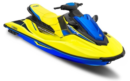 Yamaha Waverunner EXR 2020