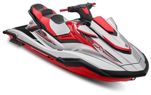 Yamaha Waverunner FX Cruiser SVHO 2020