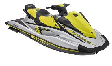 Yamaha Waverunner VX Cruiser HO 2020