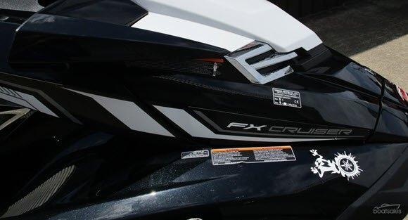 Used 2017 FX SVHO Cruiser