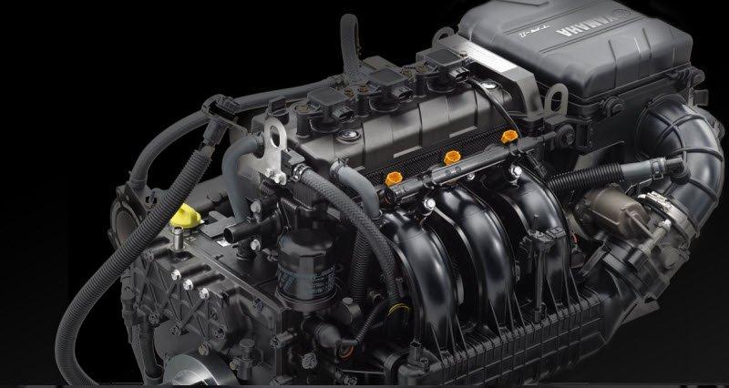 yamaha-exr -waverunner-engine