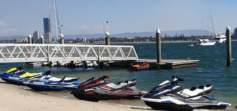 2020 Waverunner Launch and Demo day