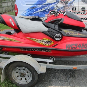 Used 2003 SEA-DOO XP DI SPORT