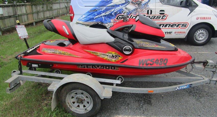 Used 2003 SEA-DOO XP DI SPORT
