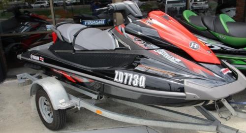 Used 2017 VX DELUXE Yamaha Waverunner
