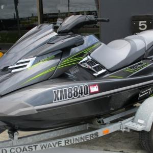 Used 2015 FX SHO Yamaha Waverunner