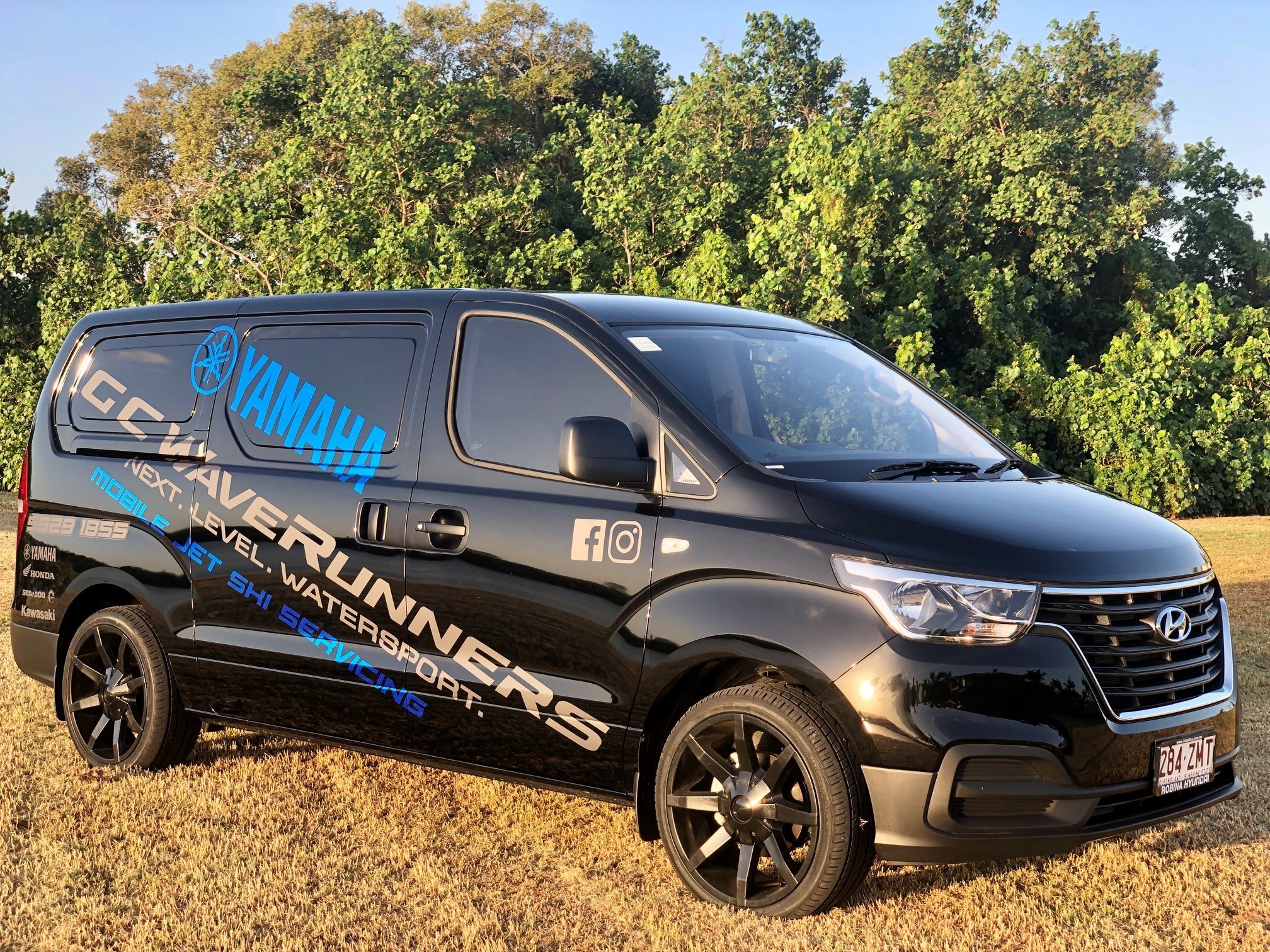 GC Waverunners Mobile showroom services