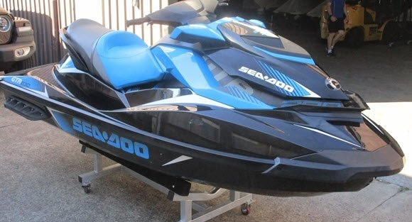 Used 2017 Sea-Doo GTR 230