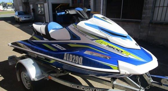 Used 2019 GP1800R