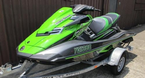 Used 2016 FX SVHO Cruiser