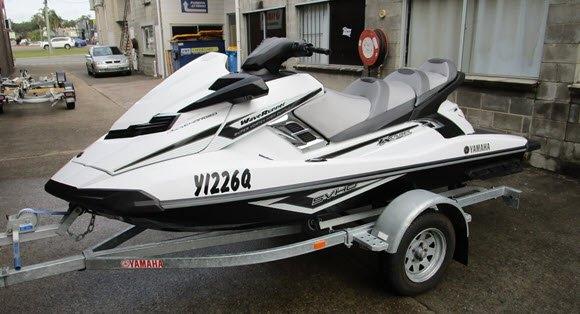 Used 2016 FX SVHO Cruiser 04