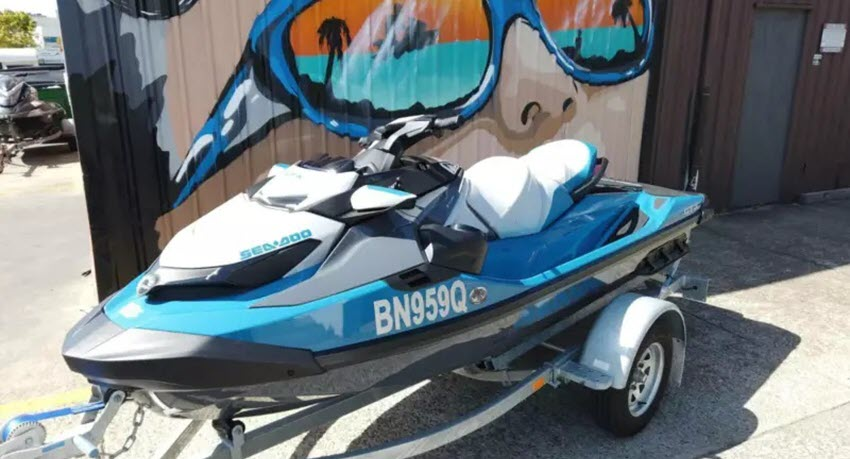 Used 2019 Sea Doo GTX 255