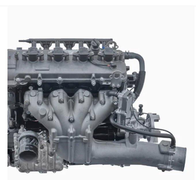 2021 VX Limited HO engine