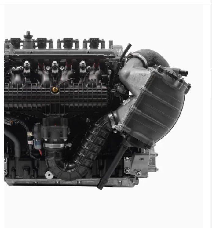 Yamaha-Waverunner-GP1800R HO-2021 engine