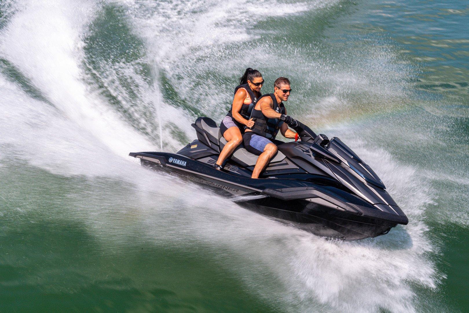 Yamaha-Waverunner-FX Cruiser SVHO-2021