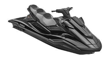 Yamaha-Waverunner-FX Cruiser SVHO-2021-Medium