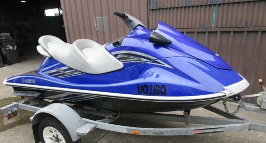 Used 2011 VX Cruiser