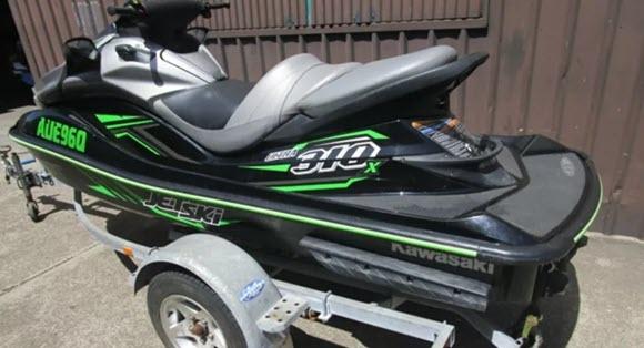 Used 2015 Kawasaki Ultra -310X 01