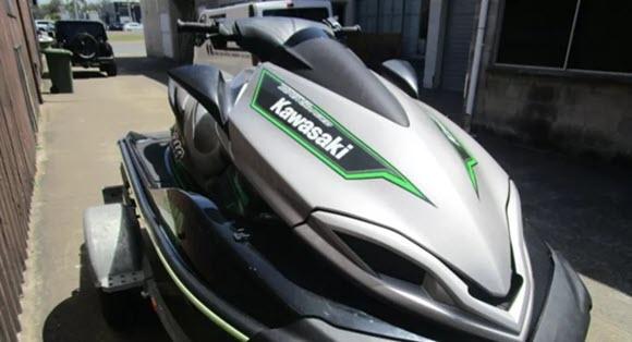 Used 2015 Kawasaki Ultra -310X 04