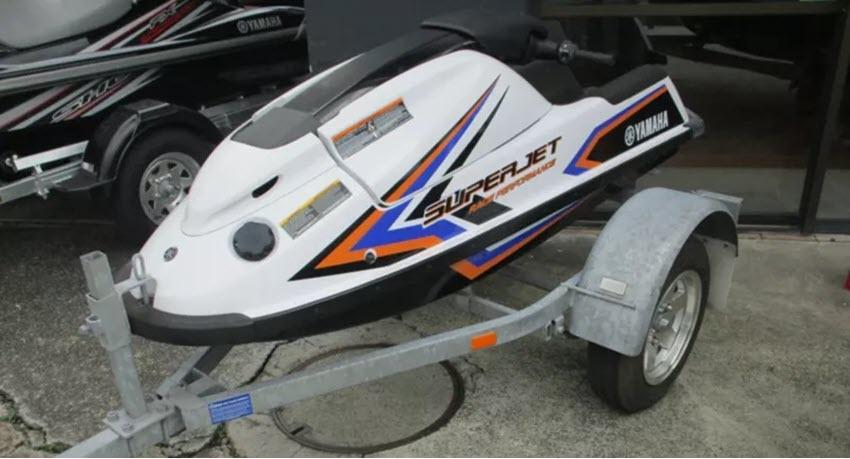 Used 2016 SuperJet