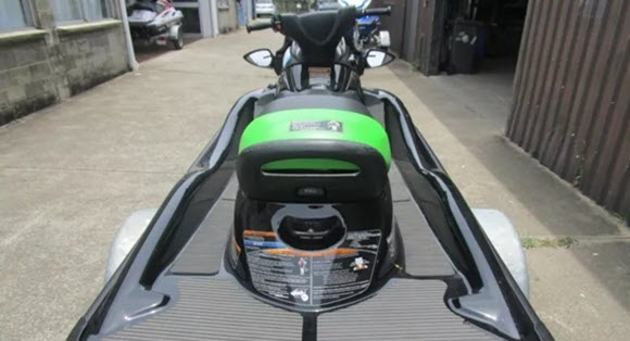 Used 2017 Kawasaki STX-15F 02