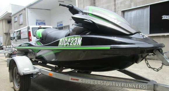 Used 2017 Kawasaki STX-15F 04