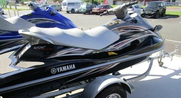 Used 2007 VX Cruiser 01