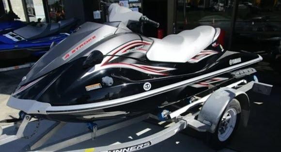 Used 2007 VX Cruiser 02