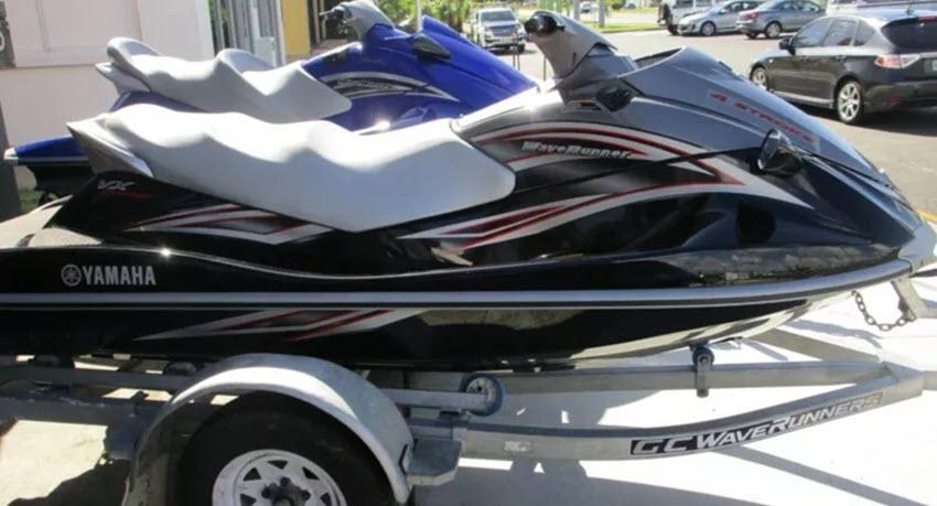 Used 2007 VX Cruiser