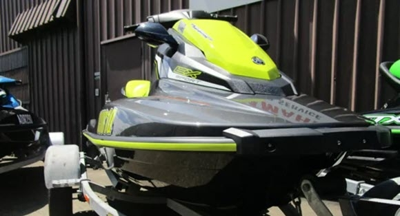 Used 2019 EX sport 37hrs - 01