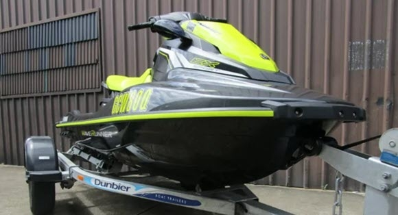 Used 2019 EX sport 39hrs - 01