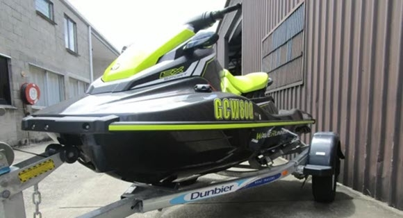 Used 2019 EX sport 39hrs - 02