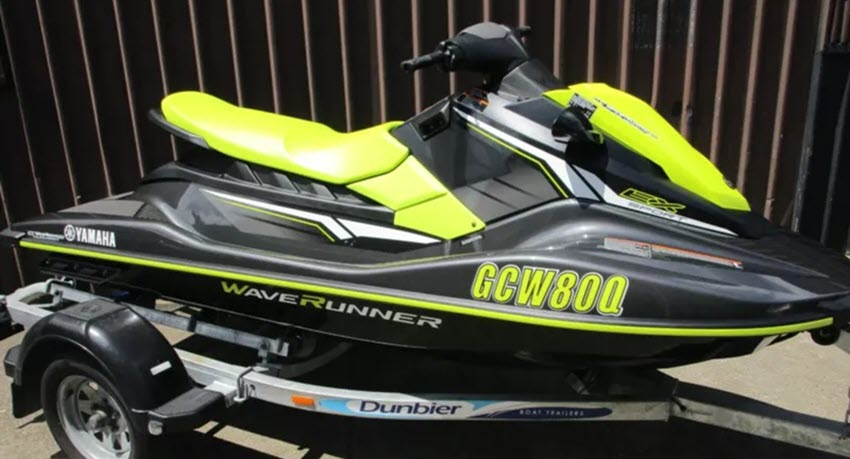 Used 2019 EX sport 39hrs - main