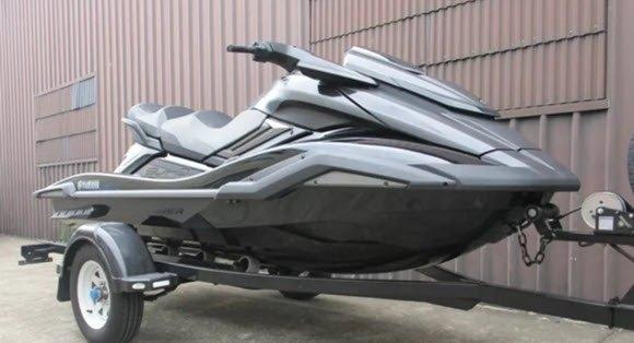 Used 2021 FX SVHO Cruiser - 01